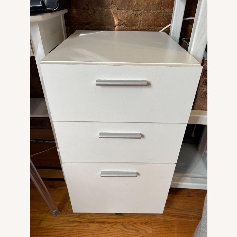 3 Drawer Mobile Cabinet - image-3