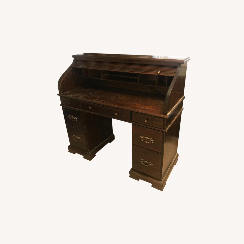 Rolltop Desk - image-0