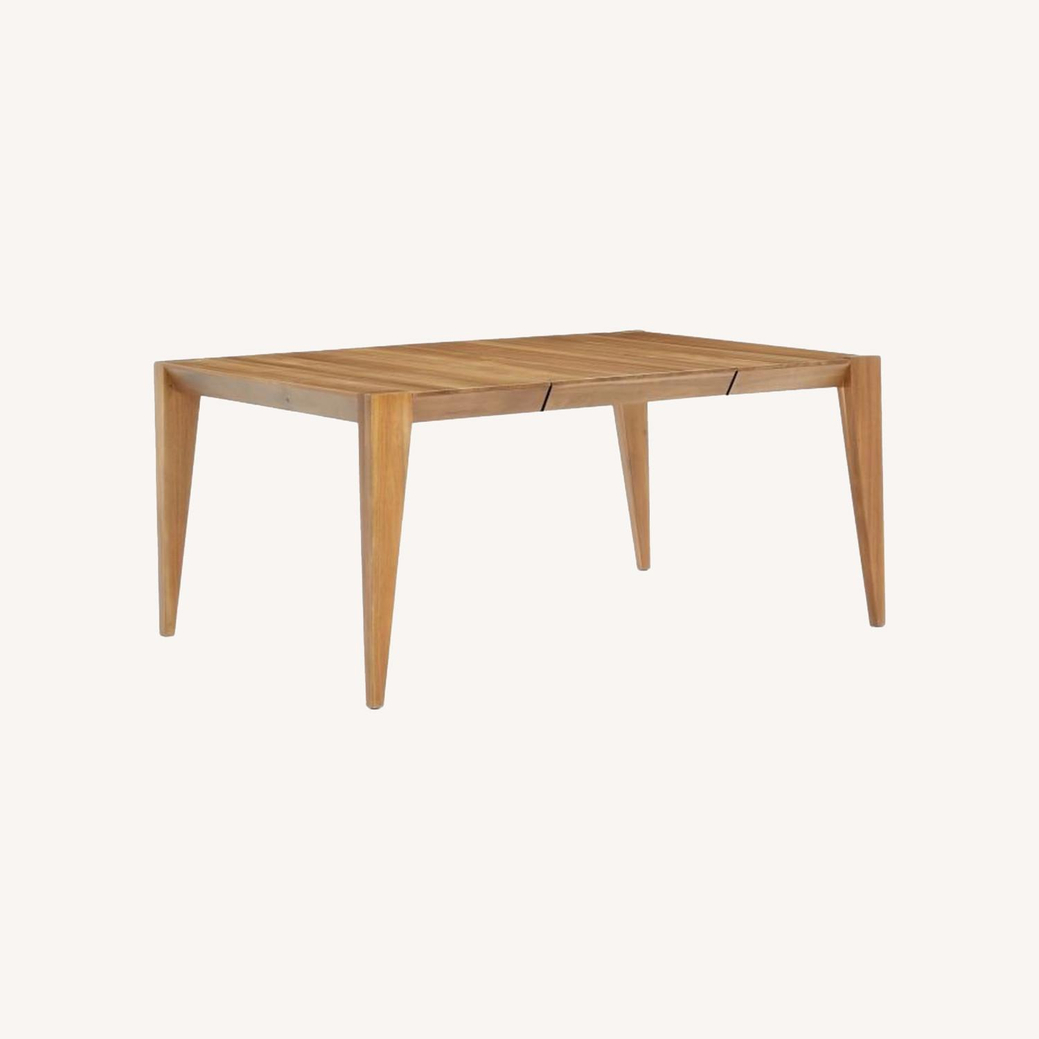 """West Elm Anderson Expandable Dining Table, 42-90"""" - image-0"""
