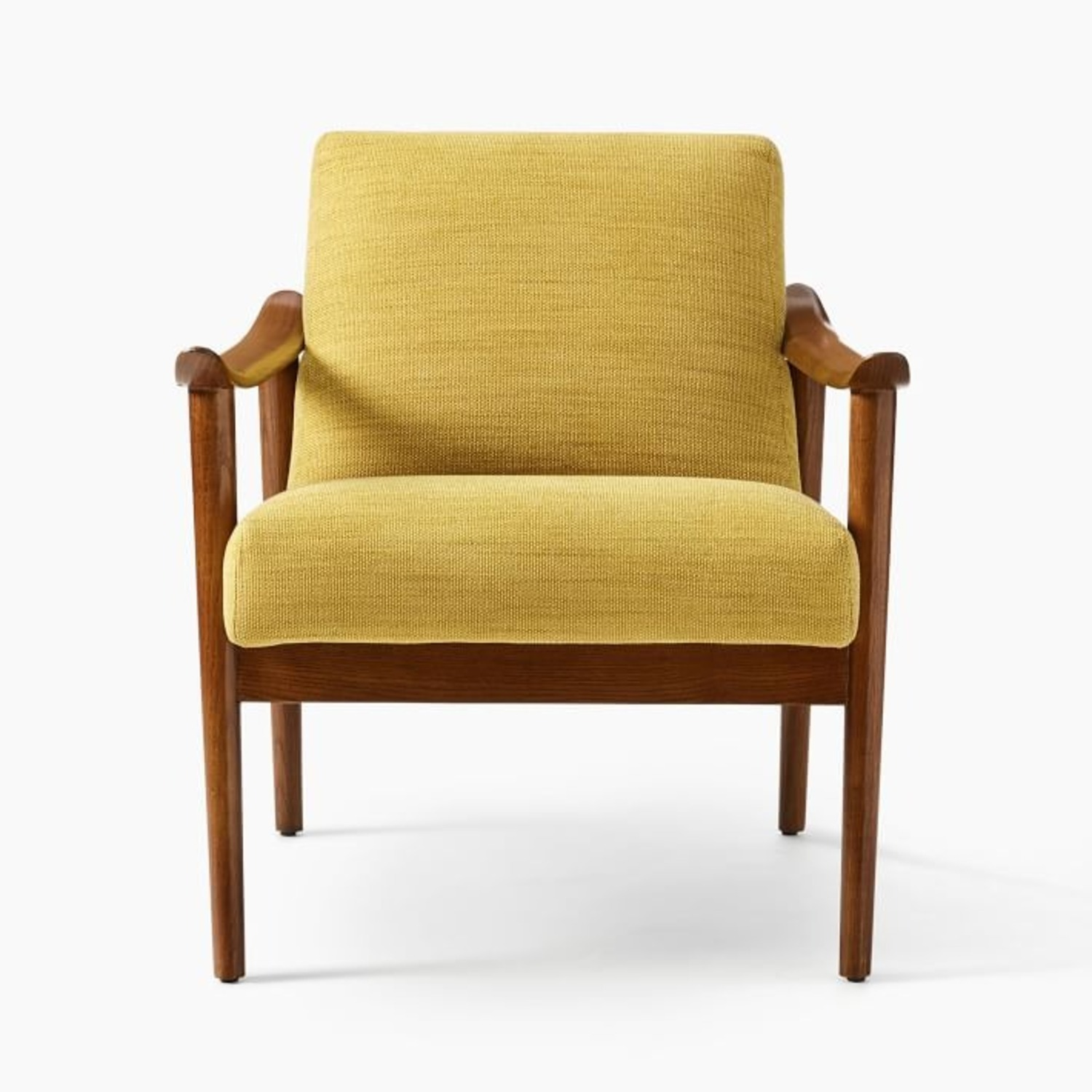 West Elm Mid-Century Show Wood Chair - image-2