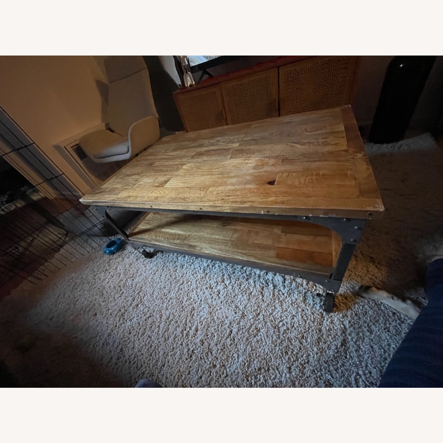 World Market Aiden Coffee Table - Industrial look - image-2