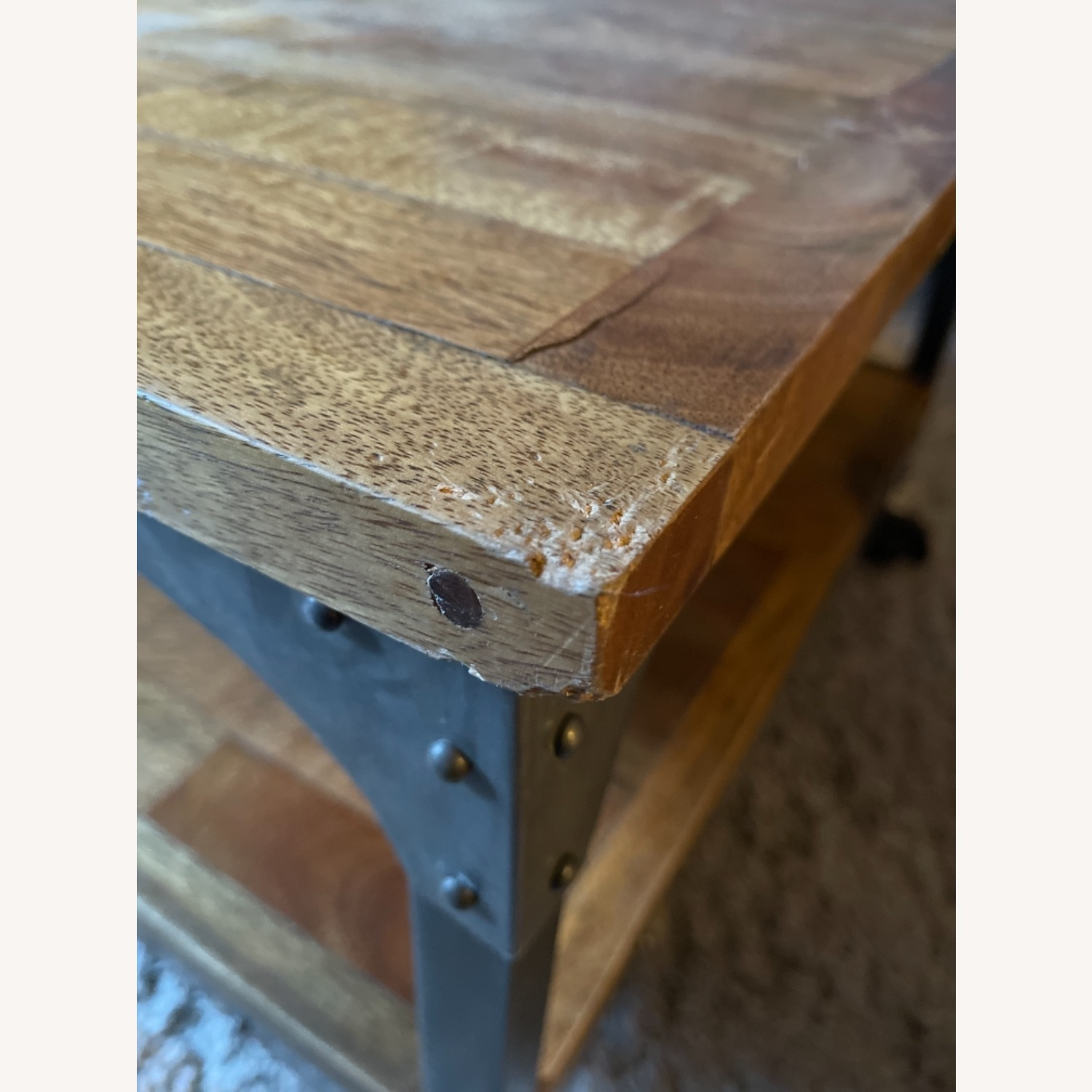 World Market Aiden Coffee Table - Industrial look - image-4