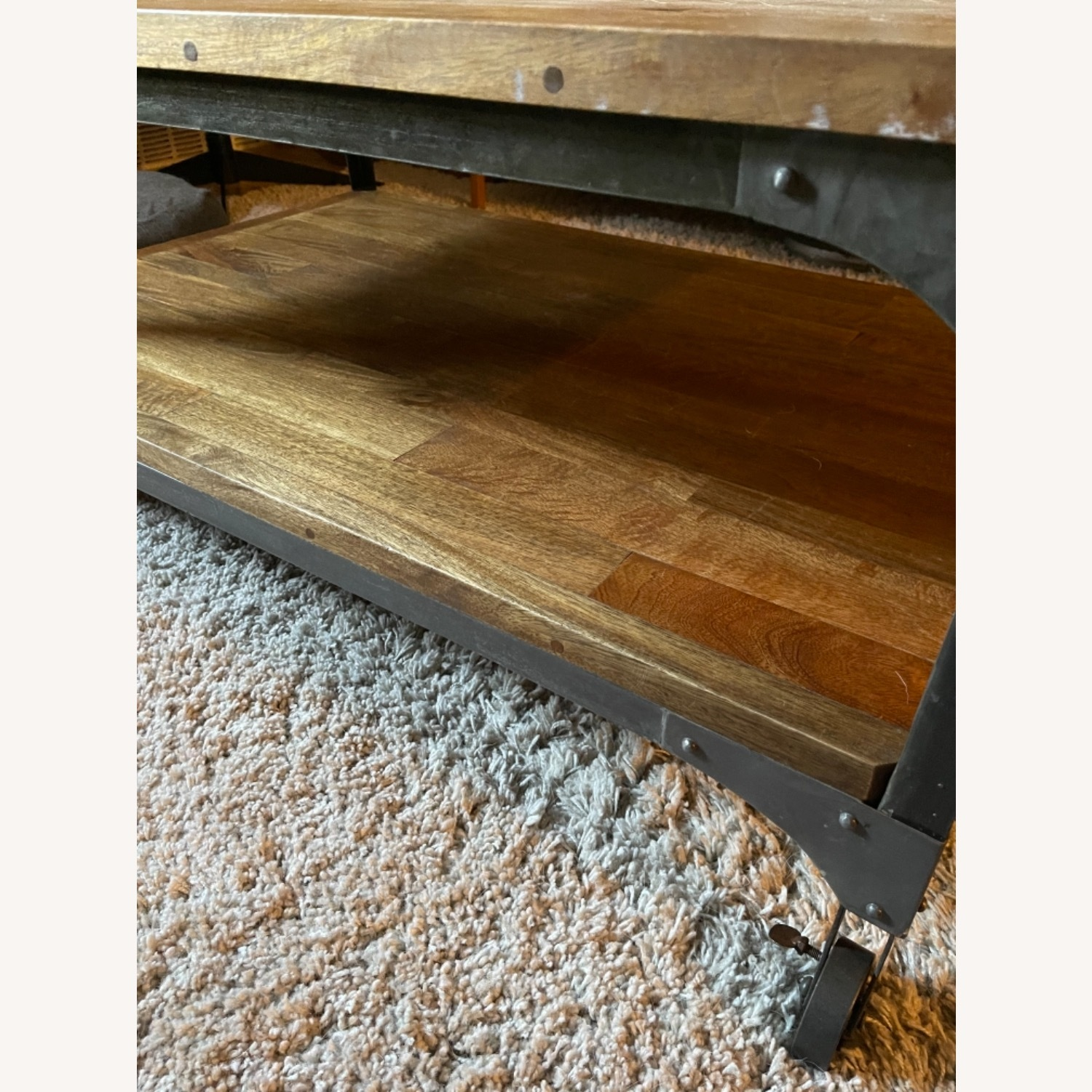 World Market Aiden Coffee Table - Industrial look - image-6