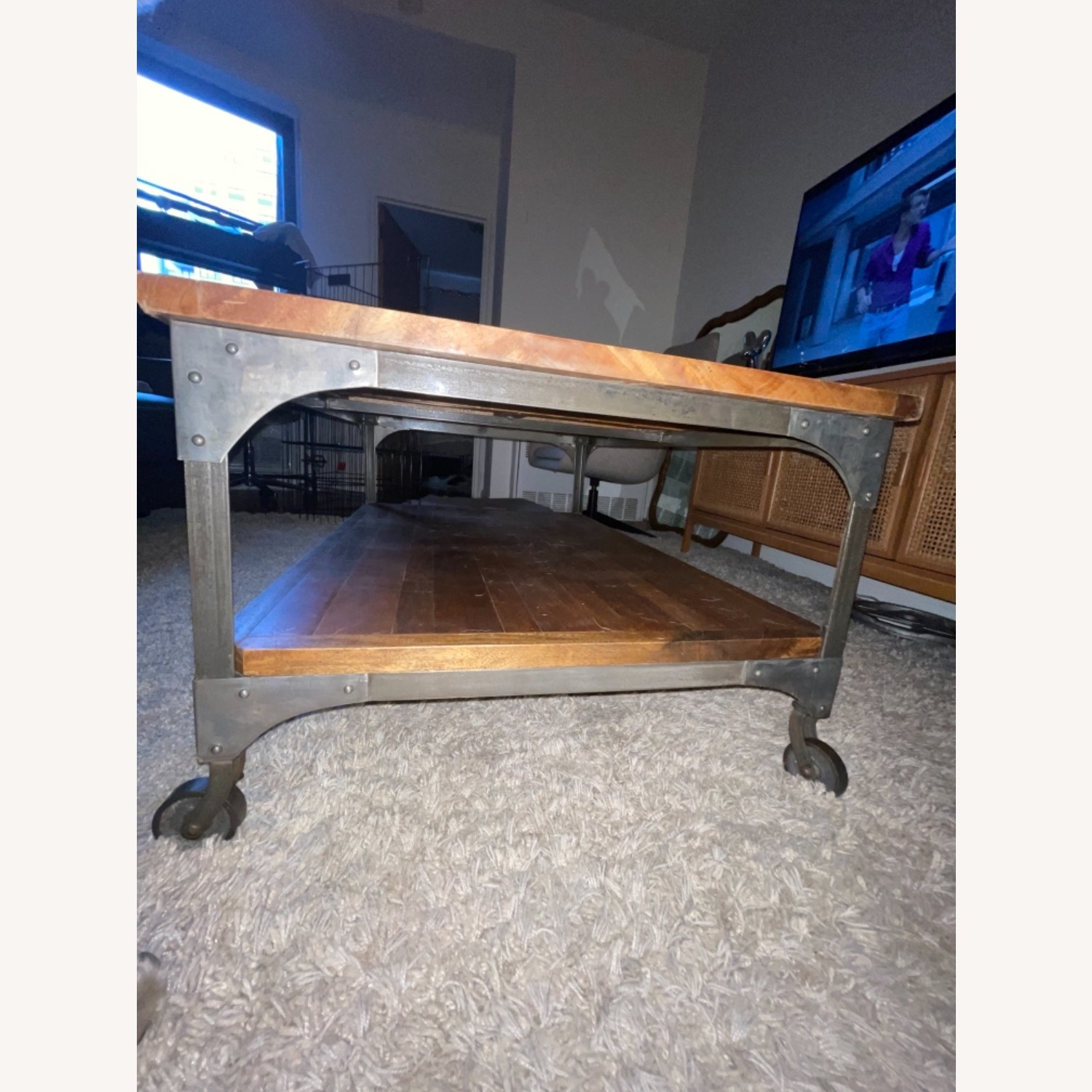 World Market Aiden Coffee Table - Industrial look - image-3