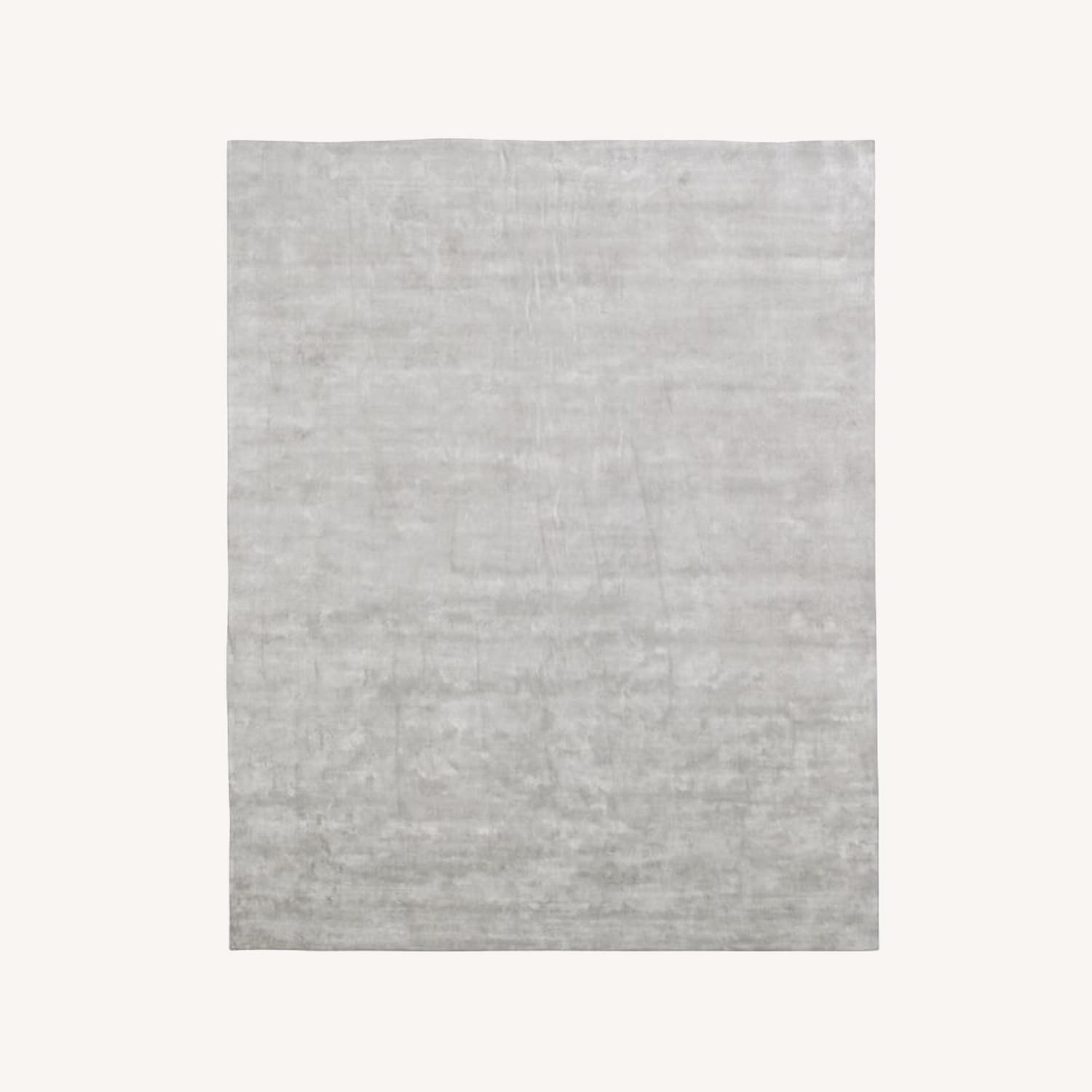West Elm Lucent Rug, Frost Gray, 5'x8' - image-0