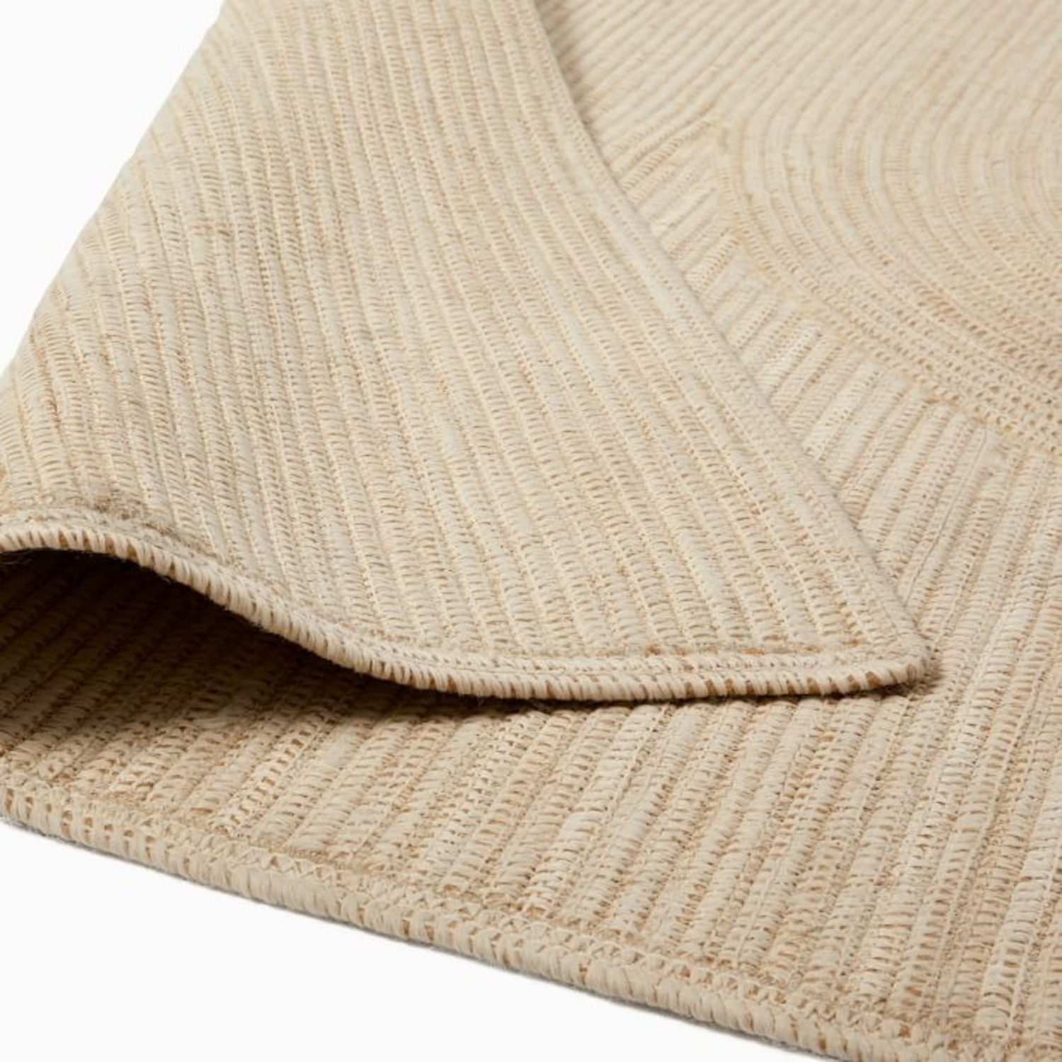West Elm Graphic Arches All Weather Rug - image-2
