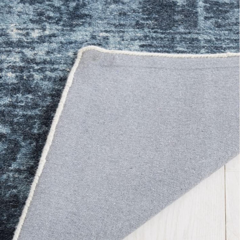 West Elm Distressed Arabesque Wool Rug, 5'x8' - image-2