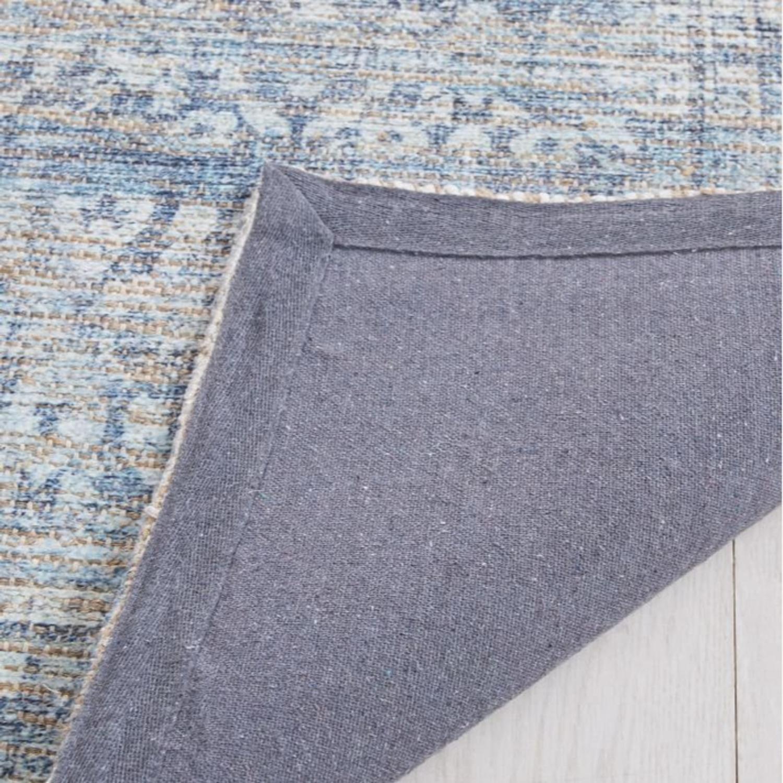 West Elm Azura Rug, 6'x9', Indigo - image-1