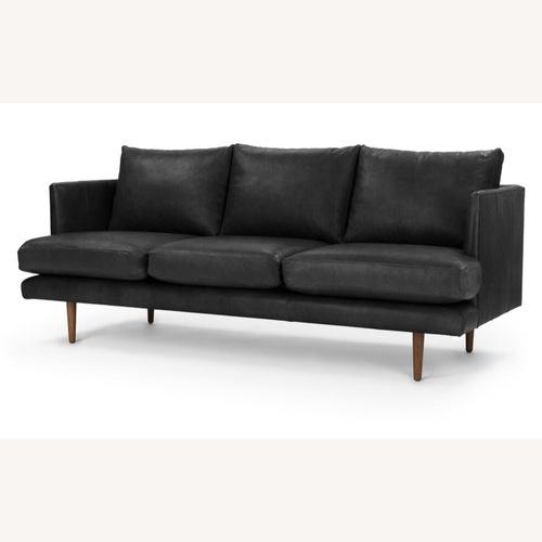 Used Article Burrard Bella Caramel Sofa for sale on AptDeco