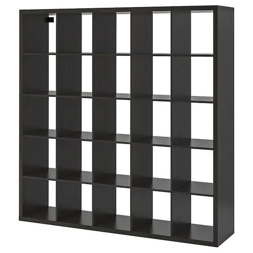 Used IKEA Black Shelf Unit for sale on AptDeco