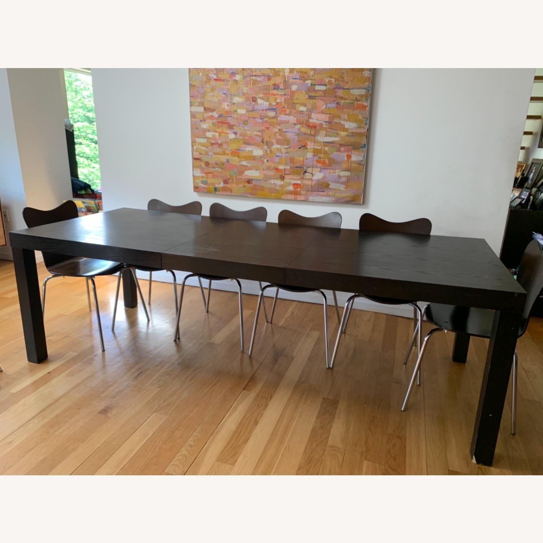 West Elm - 11 Piece Dining Set - Wood - image-28