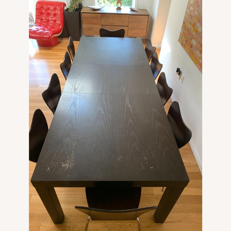 West Elm - 11 Piece Dining Set - Wood - image-4