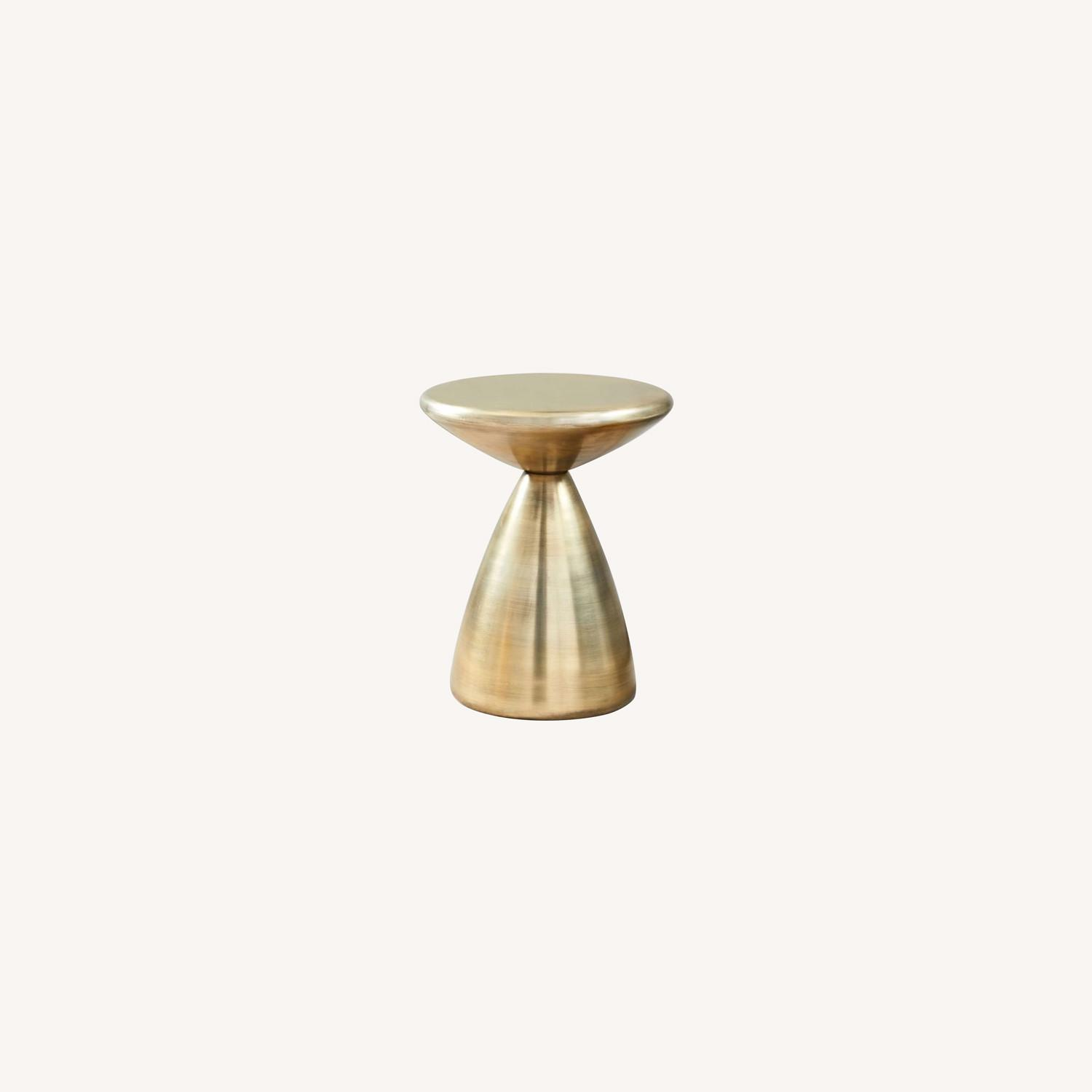 West Elm Cosmo Side Table - image-0