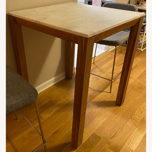 Used CB2 Counter-Height Dining Set for sale on AptDeco