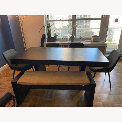 Used West Elm Dining Set for sale on AptDeco
