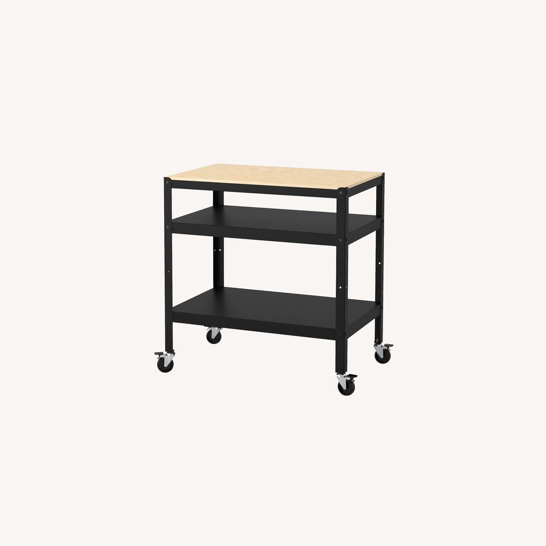 IKEA Bror Bar Cart - image-0