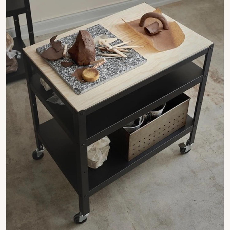 IKEA Bror Bar Cart - image-3