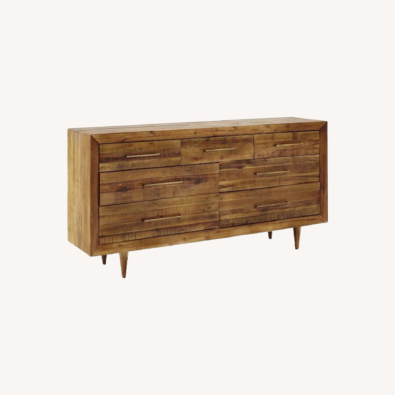 West Elm Alexa Reclaimed Wood Dresser - image-0