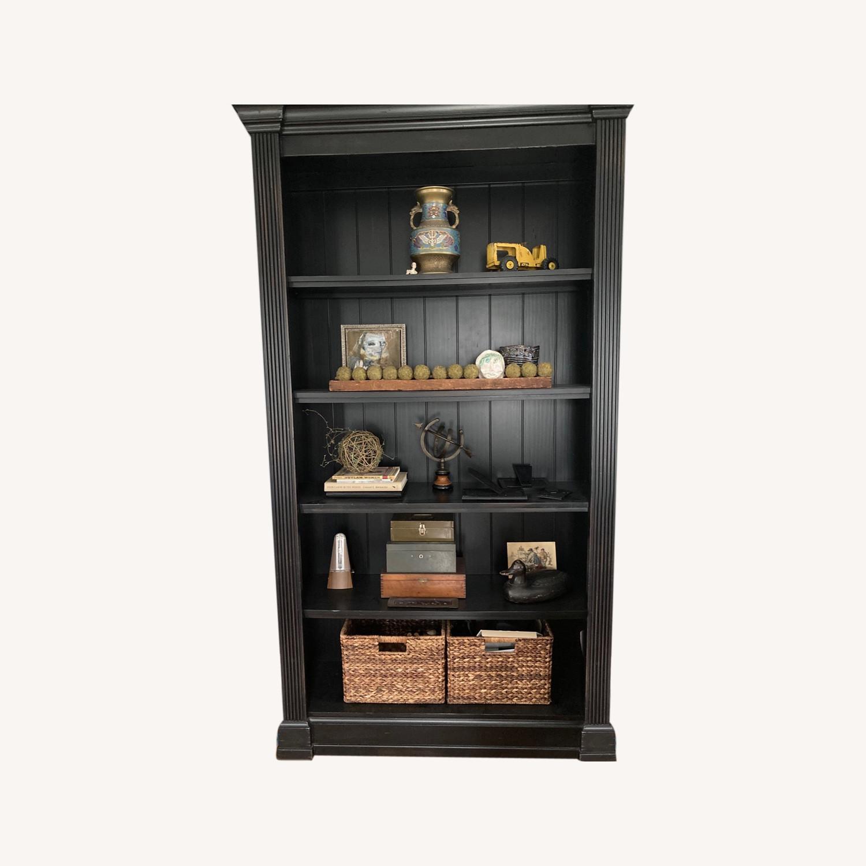 Ethan Allen Traveller Bookcase - image-0