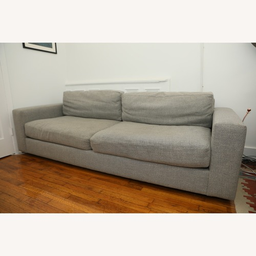 Used West Elm Light Gray Urban Sofa for sale on AptDeco