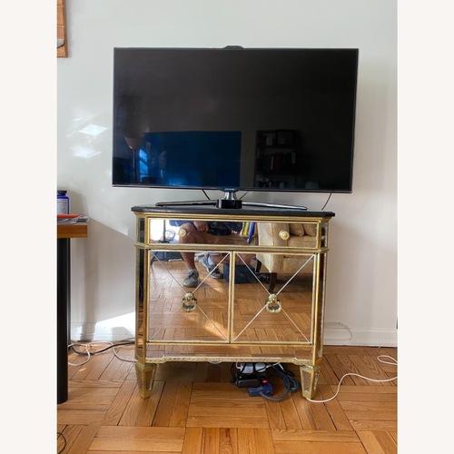 Used Bassett Chair Side Commode for sale on AptDeco