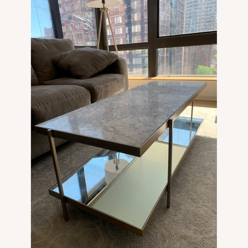 Used West Elm Avery Table for sale on AptDeco