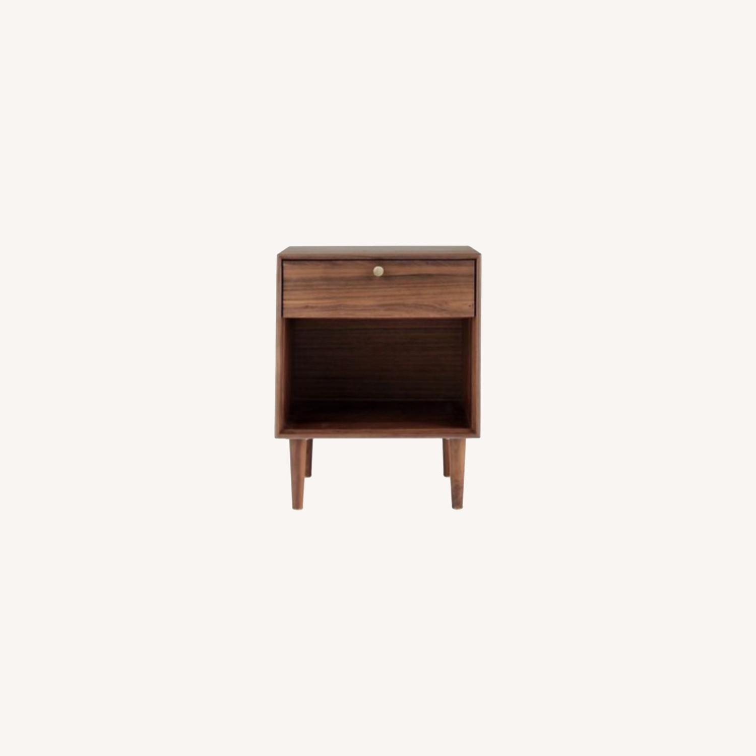 Design Within Reach American Side Table Walnut - image-3