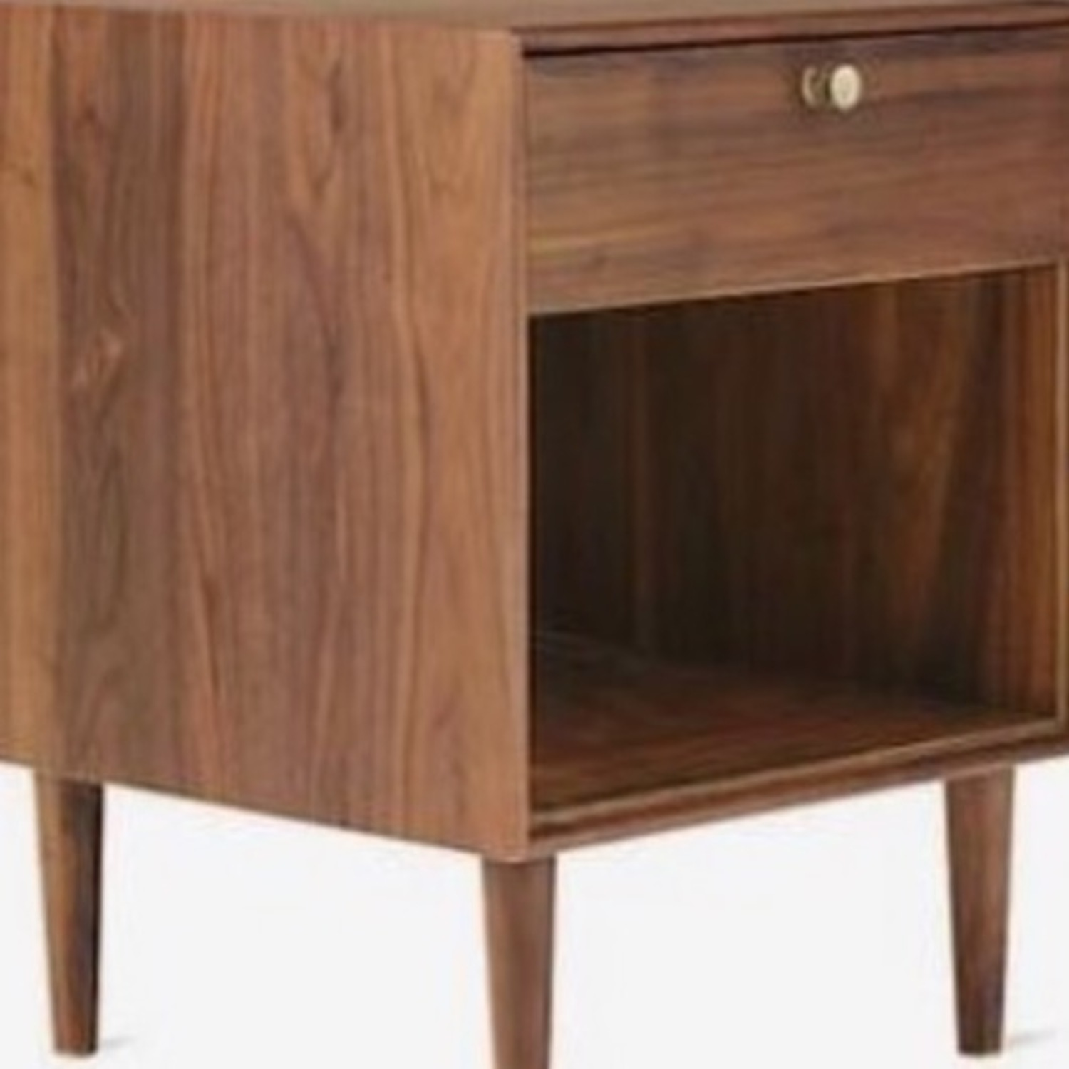 Design Within Reach American Side Table Walnut - image-0