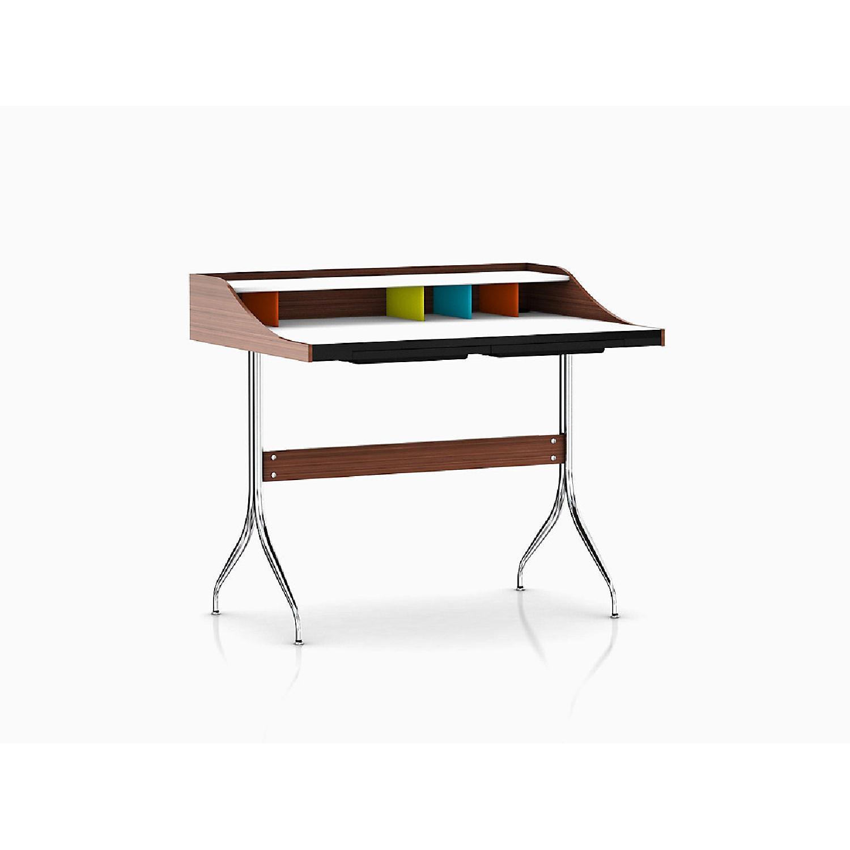 Herman Miller Nelson Swag Leg Desk Replica - image-5