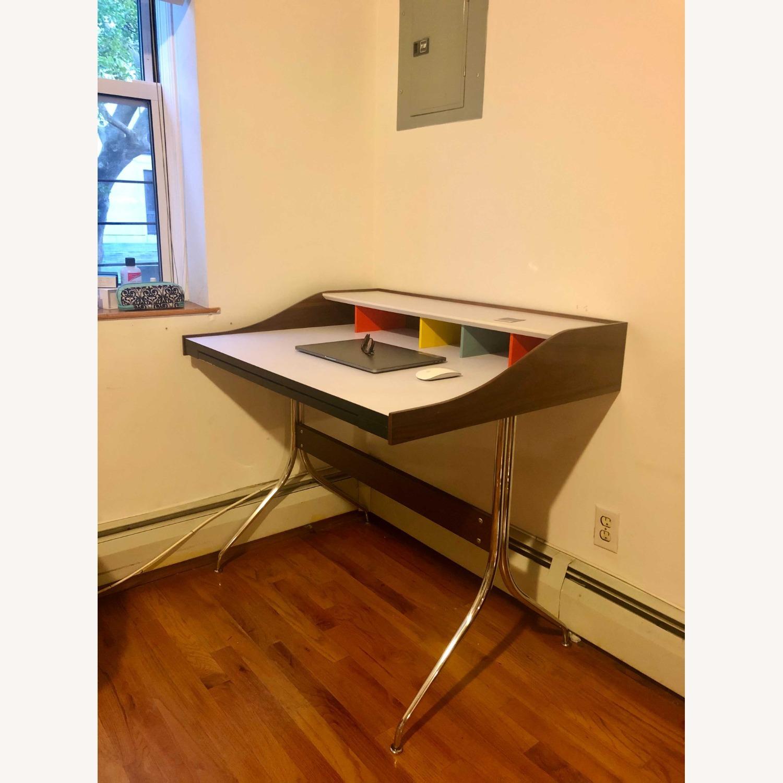 Herman Miller Nelson Swag Leg Desk Replica - image-2