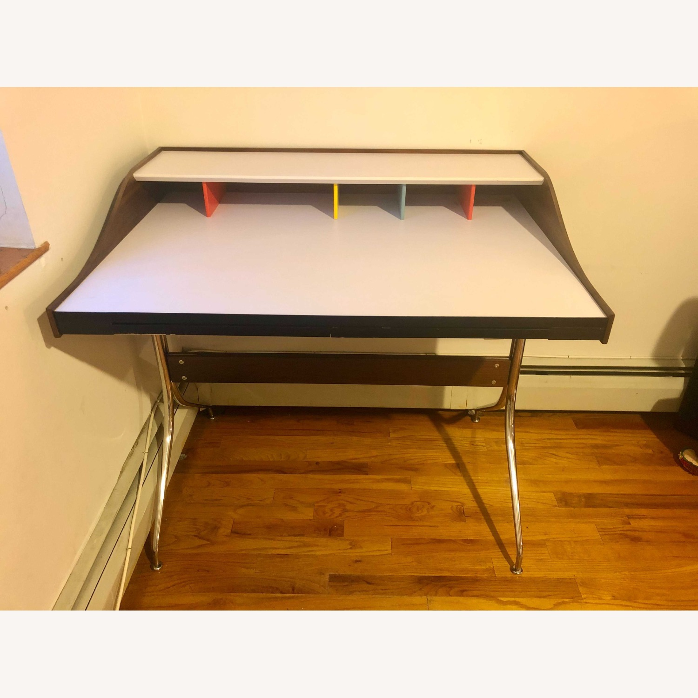 Herman Miller Nelson Swag Leg Desk Replica - image-1
