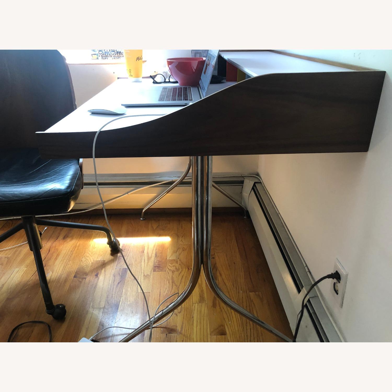 Herman Miller Nelson Swag Leg Desk Replica - image-3