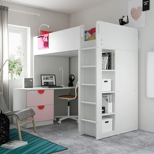 Used IKEA Bunk Bed for sale on AptDeco