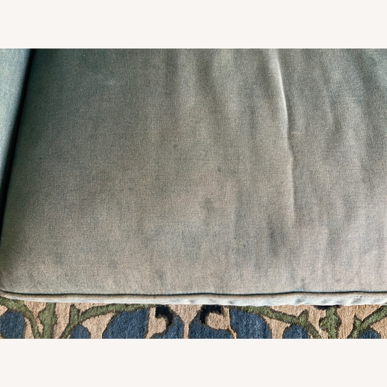 ABC Denim Blue Sofa - image-4