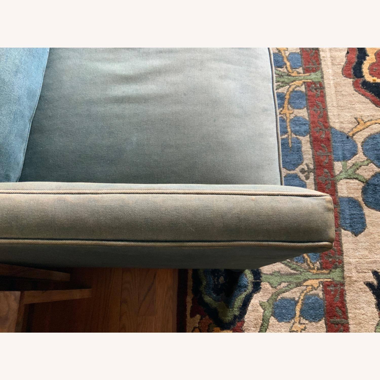 ABC Denim Blue Sofa - image-3