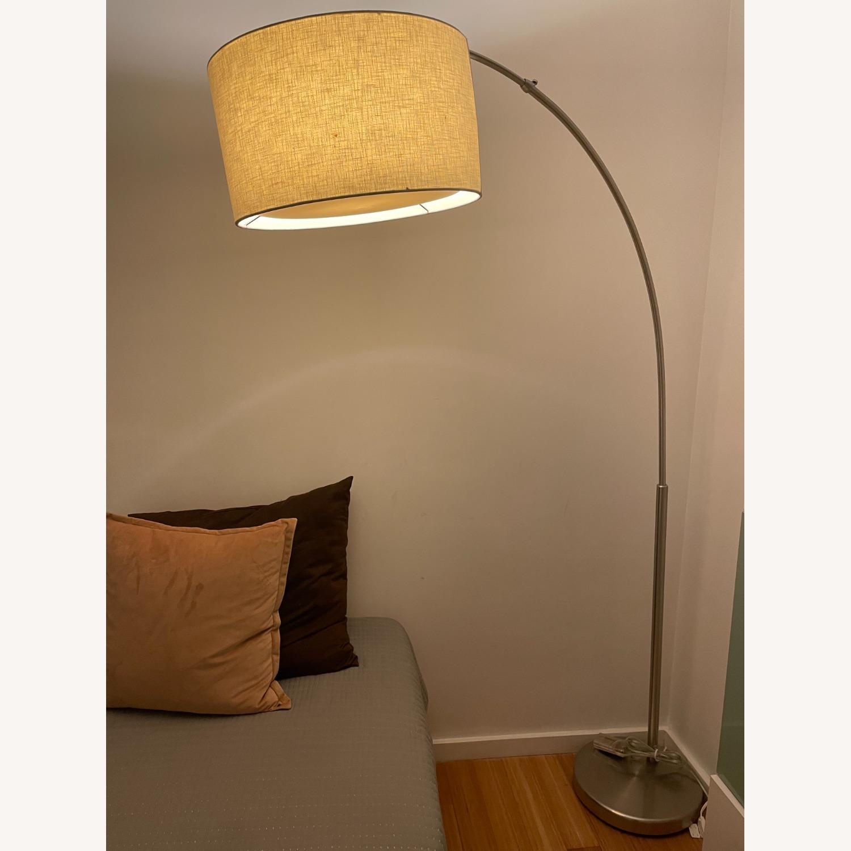West Elm Overarching Floor Lamp - image-2