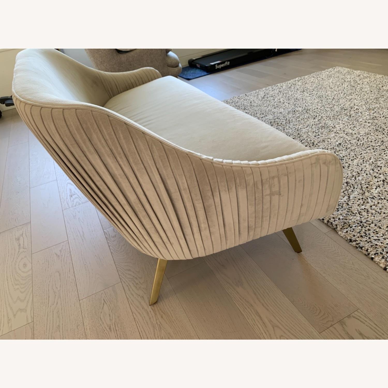 West Elm Rabbit and Roar Sofa - image-4