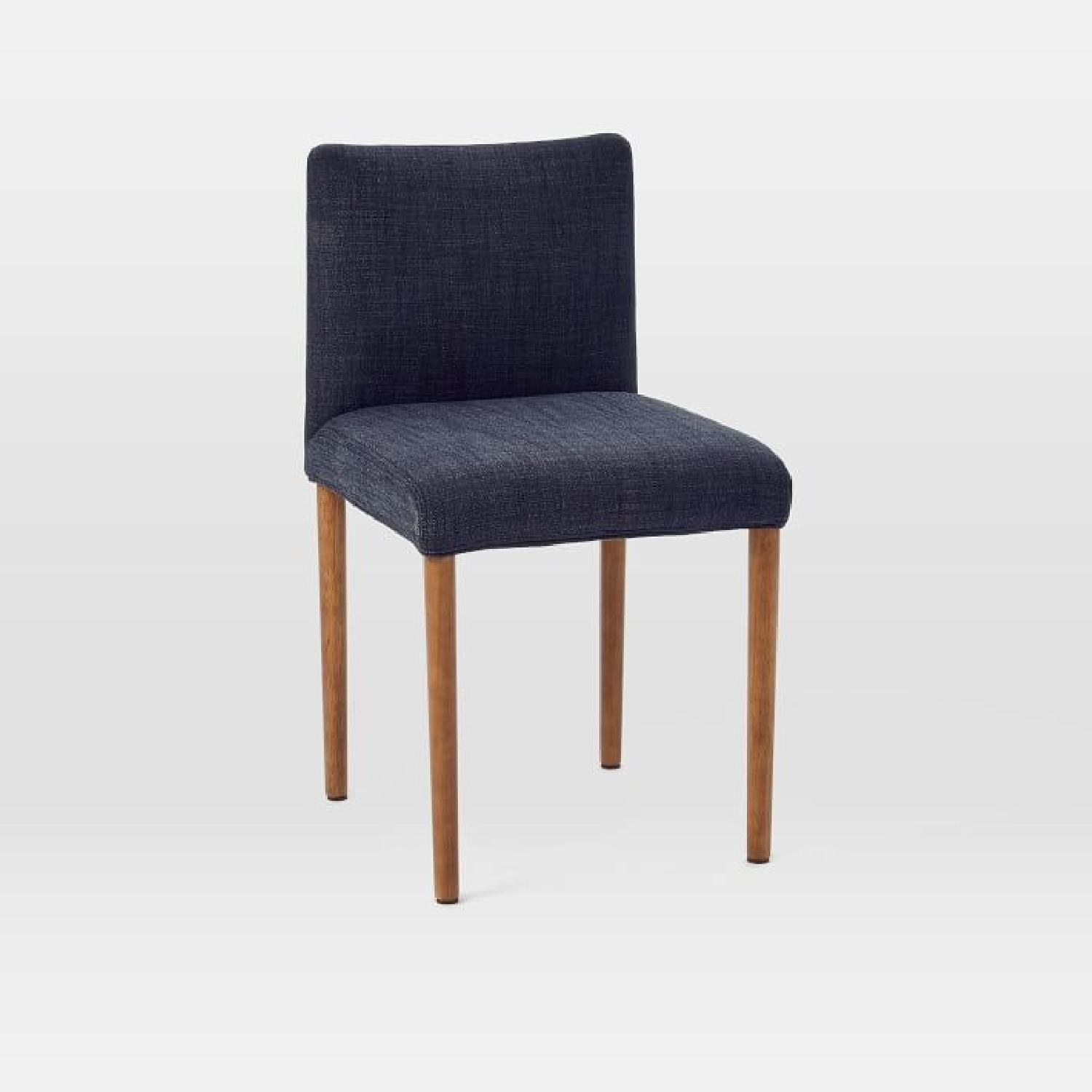West Elm Upholstered Dining Chair - image-6