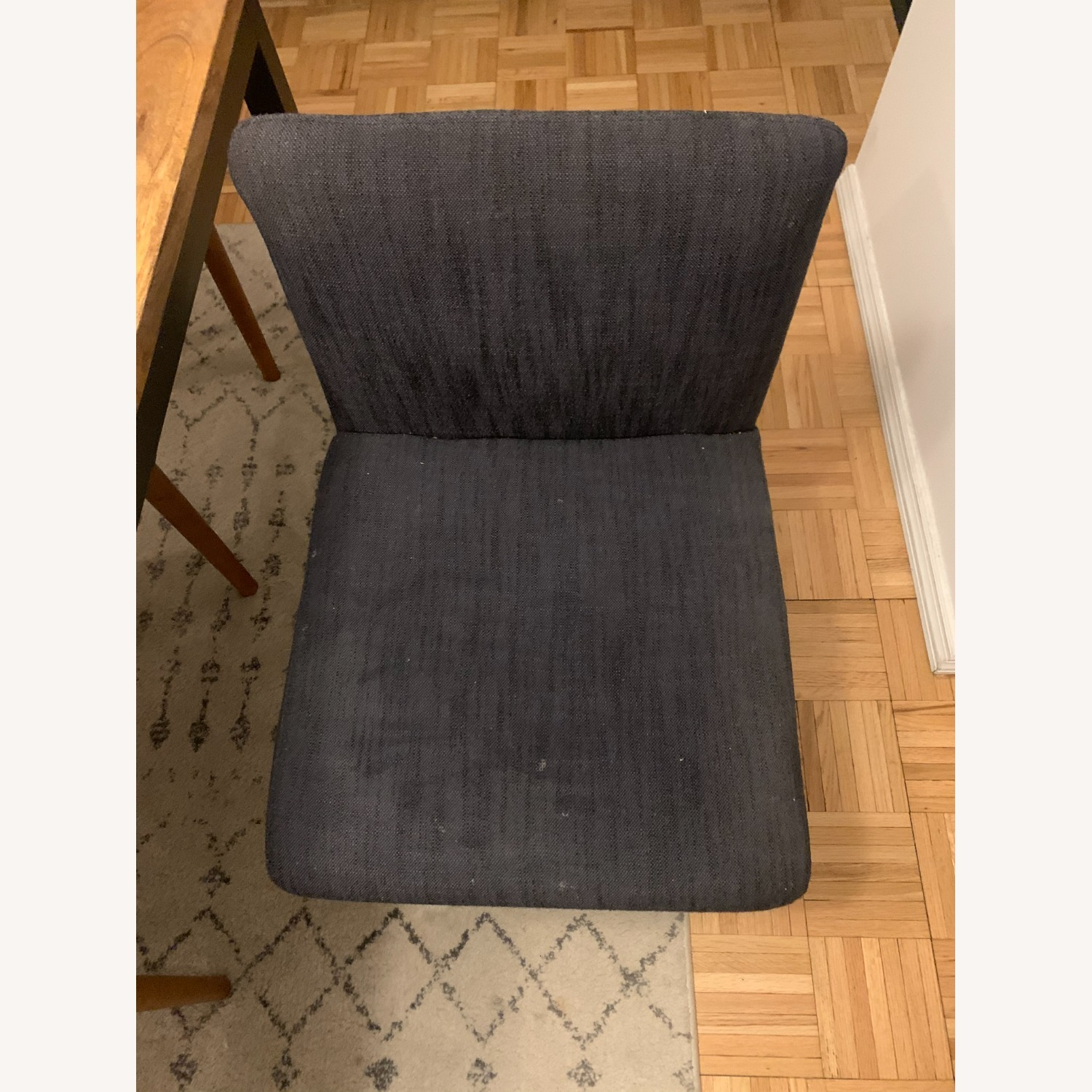 West Elm Upholstered Dining Chair - image-5