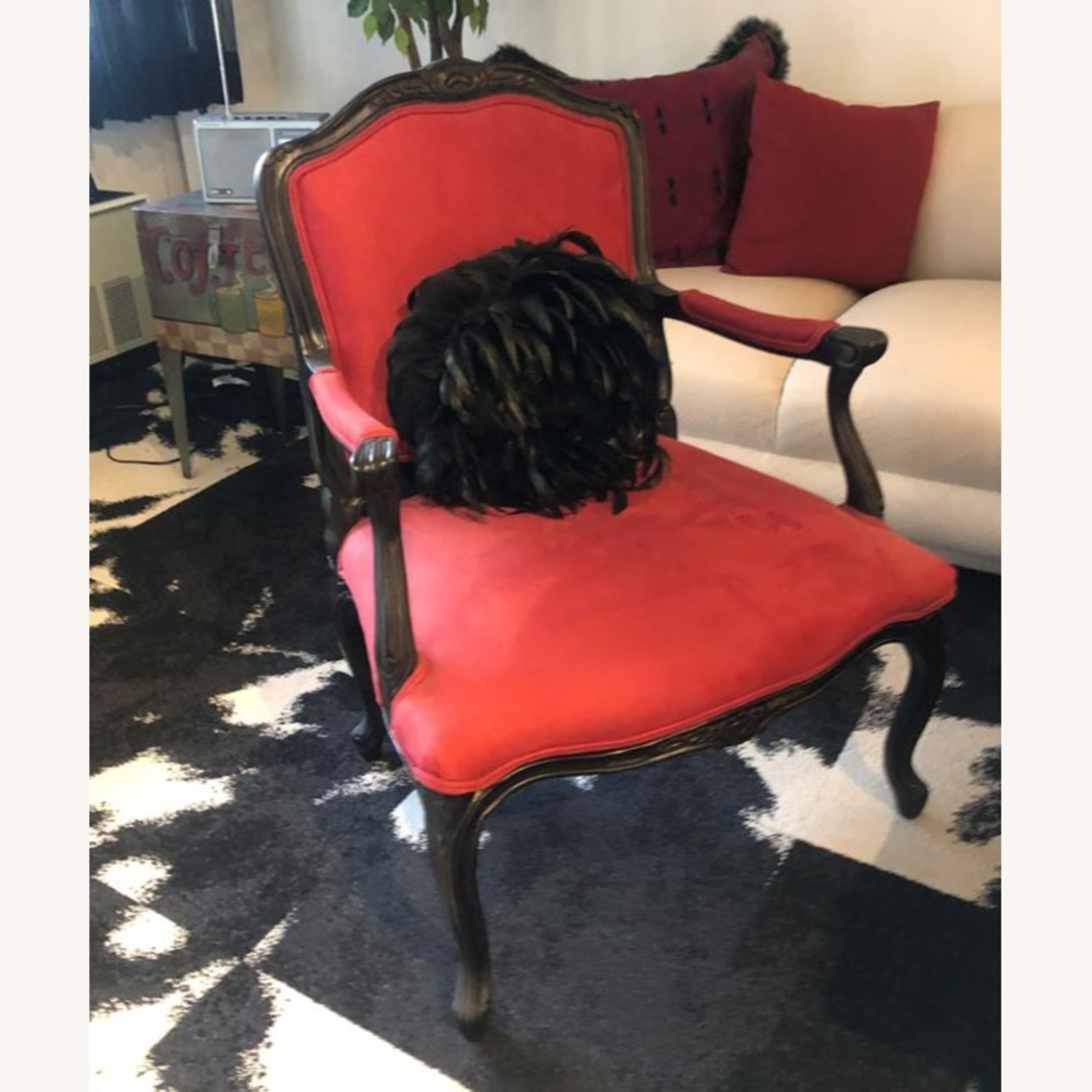 Red Chair - image-0