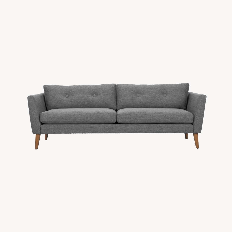 Article Emil Gravel Gray Sofa - image-0