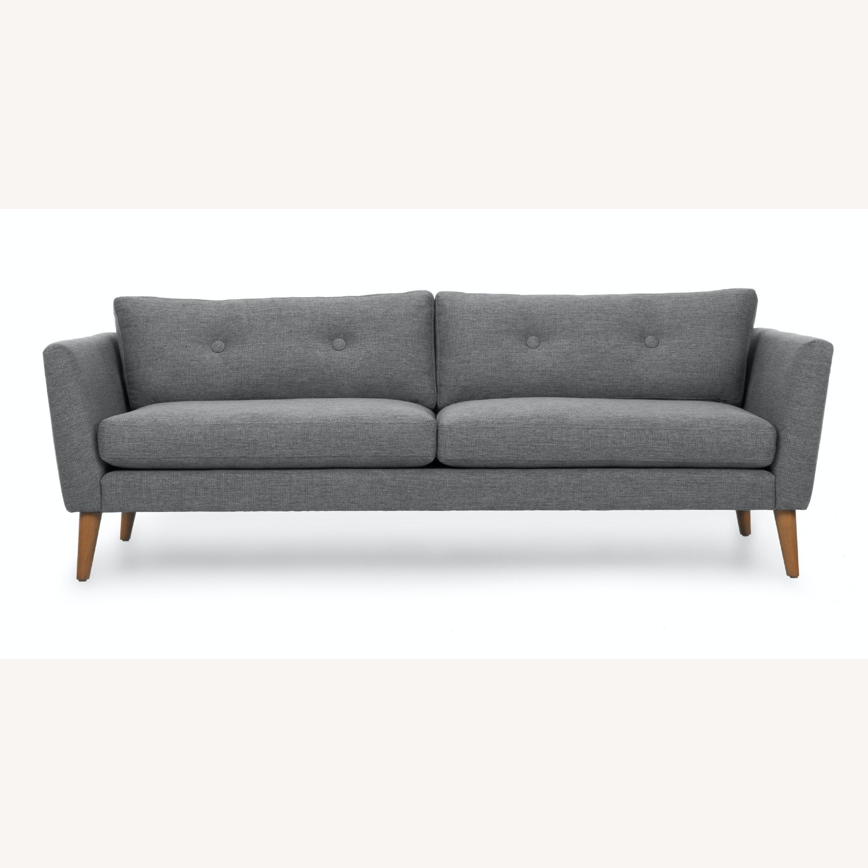 Article Emil Gravel Gray Sofa - image-1
