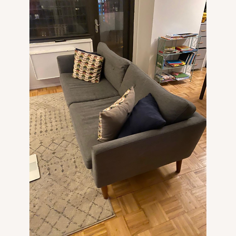 Article Emil Gravel Gray Sofa - image-3