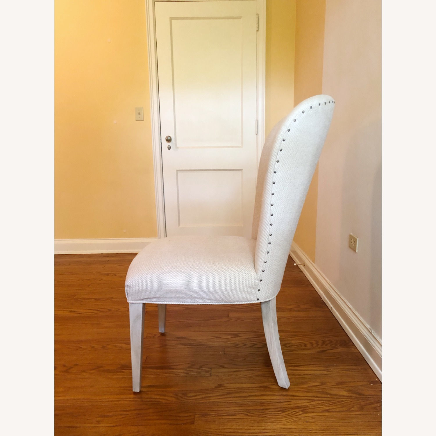 Oyster Bay Baxter Upholstered Side Chair - image-4