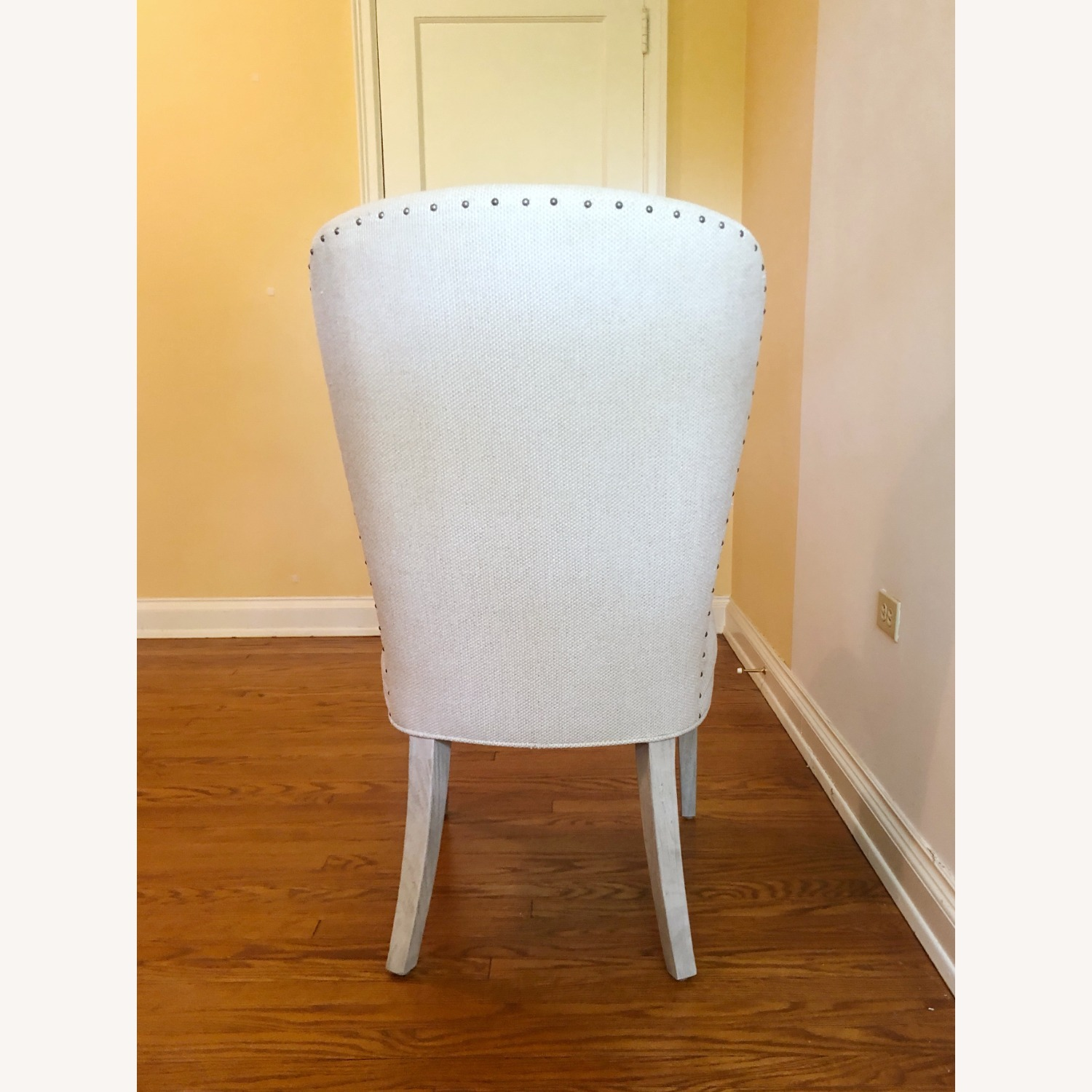 Oyster Bay Baxter Upholstered Side Chair - image-3