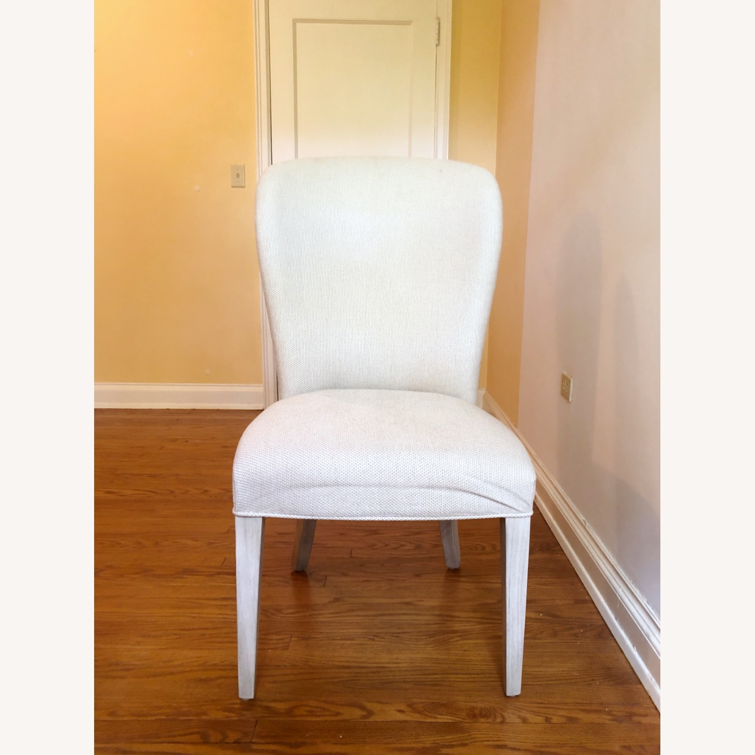 Oyster Bay Baxter Upholstered Side Chair - image-1