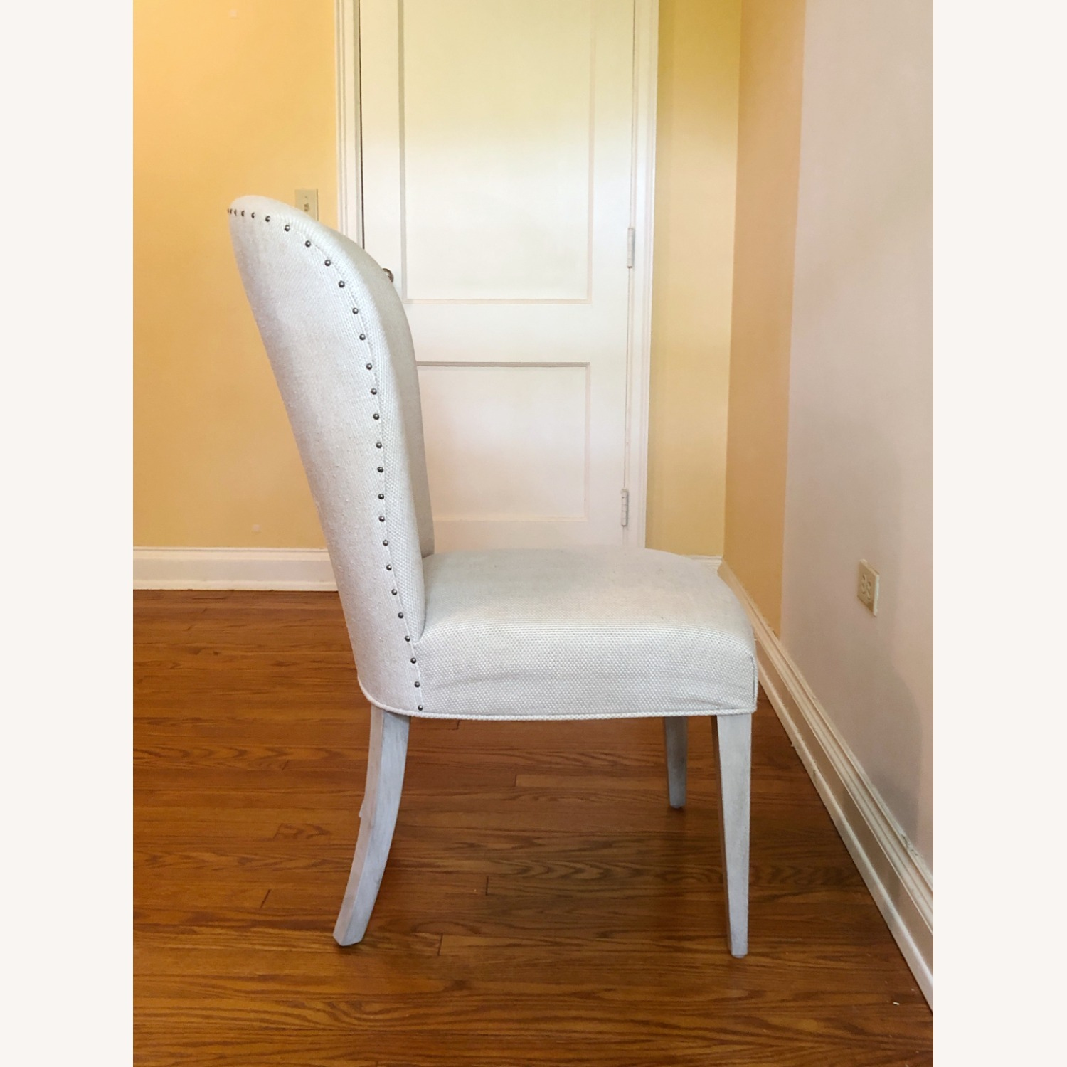 Oyster Bay Baxter Upholstered Side Chair - image-2