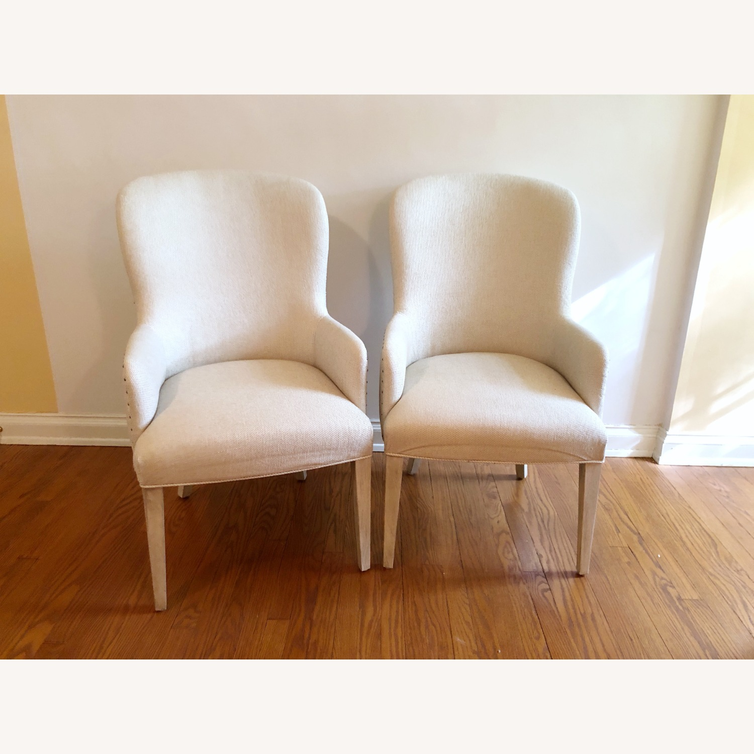 Oyster Bay Baxter Upholstered Arm Chair - image-5