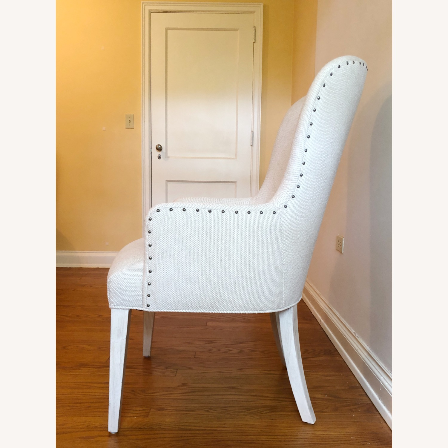 Oyster Bay Baxter Upholstered Arm Chair - image-2