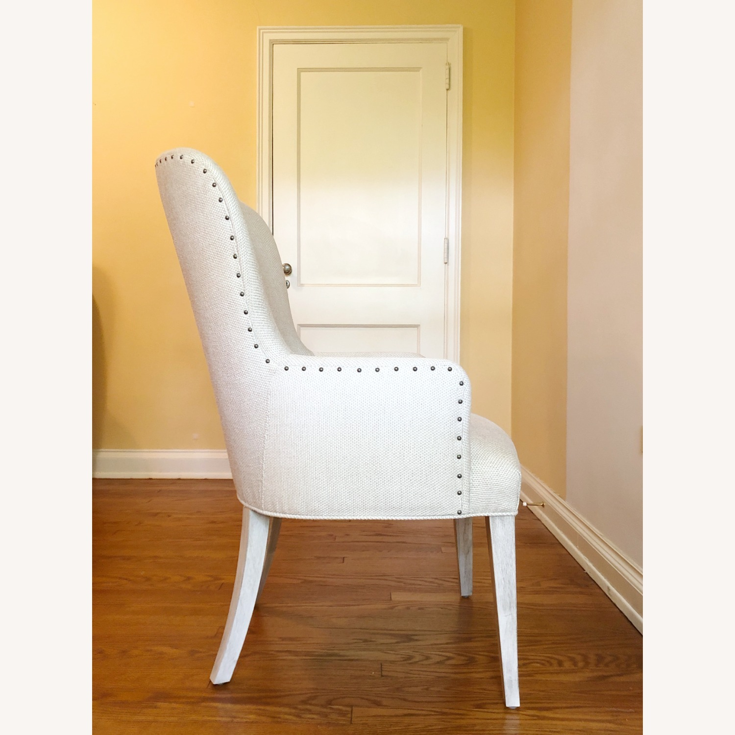 Oyster Bay Baxter Upholstered Arm Chair - image-4